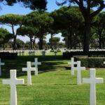 Cimiteri Americani – Nettuno e Firenze